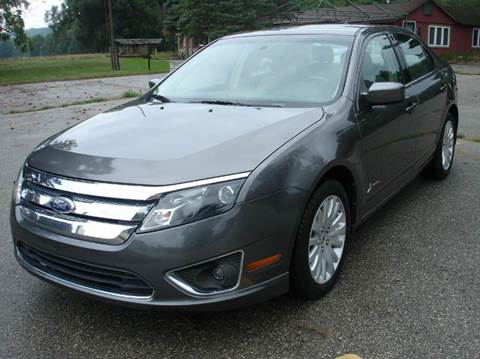 2011 Ford Fusion Hybrid for sale in Bellaire, MI