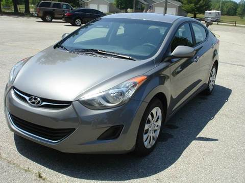 2013 Hyundai Elantra for sale in Bellaire, MI