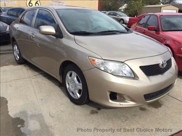 2009 Toyota Corolla For Sale In Tulsa Ok Carsforsale Com