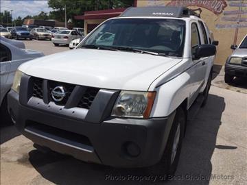 2005 Nissan Xterra For Sale Oklahoma Carsforsale Com