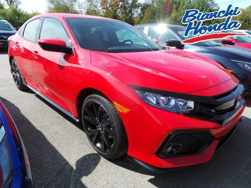 2018 Honda Civic Sport 4dr Hatchback 6M   Erie PA