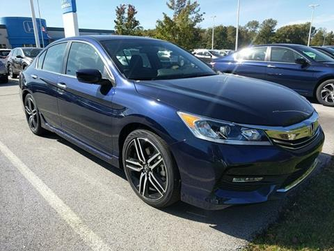 2017 Honda Accord for sale in Erie, PA