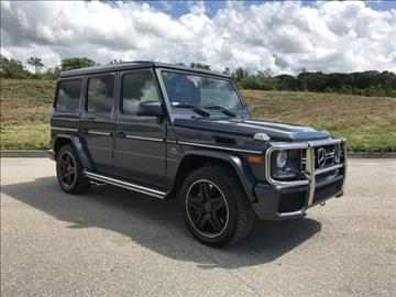 2015 Mercedes-Benz G-Class for sale in Erie, PA
