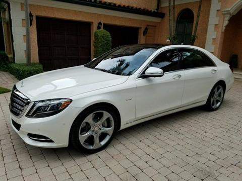 2015 Mercedes-Benz S-Class for sale in Erie, PA