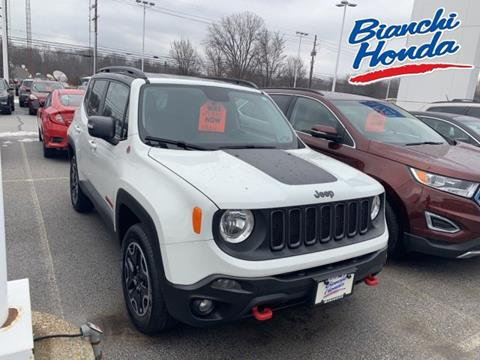 2016 Jeep Renegade for sale in Erie, PA