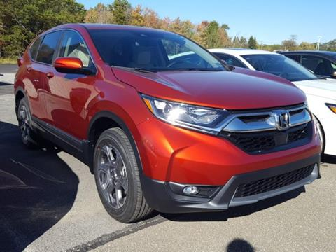 2017 Honda CR-V for sale in Erie, PA