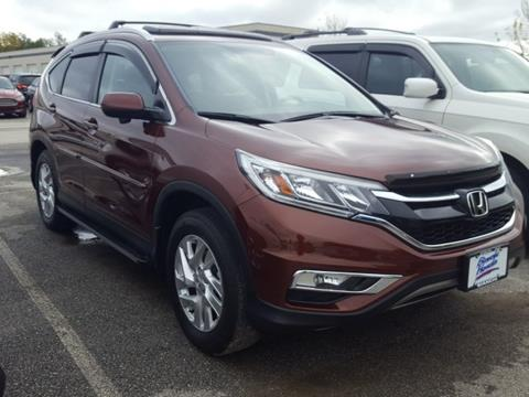 2015 Honda CR-V for sale in Erie, PA