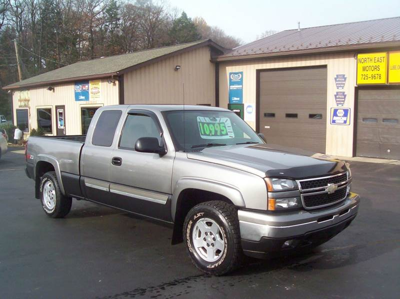 2006 chevrolet silverado 1500 lt1 4dr extended cab 4wd 6 5 ft sb in north east pa dave. Black Bedroom Furniture Sets. Home Design Ideas