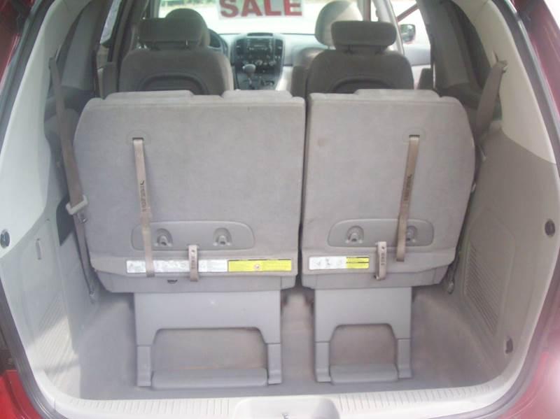 2007 Kia Sedona LX 4dr Mini-Van LWB - North East PA