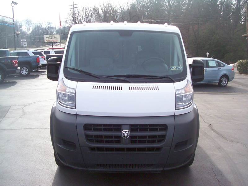 2016 RAM ProMaster Cargo 1500 136 WB 3dr Low Roof Cargo Van - North East PA