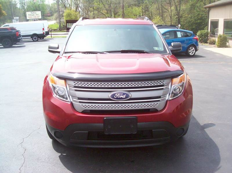 2014 Ford Explorer AWD 4dr SUV - North East PA