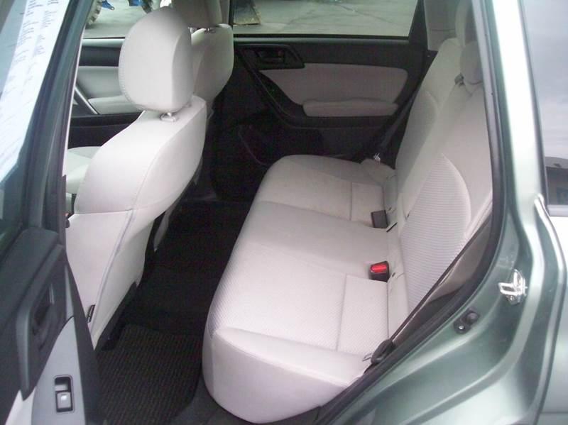 2015 Subaru Forester AWD 2.5i Premium 4dr Wagon CVT - North East PA