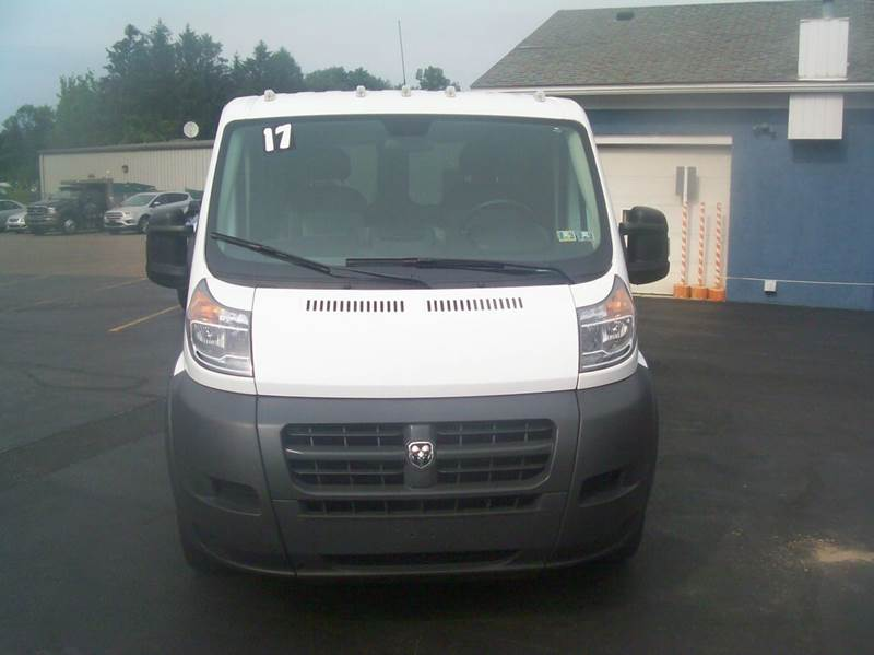 2017 RAM ProMaster Cargo 1500 136 WB 3dr Low Roof Cargo Van - North East PA