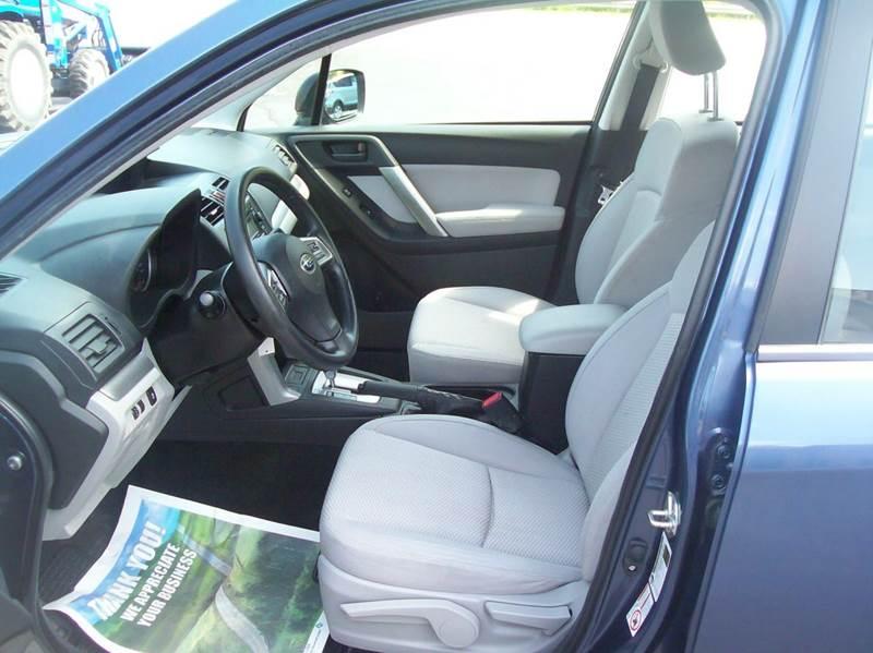 2014 Subaru Forester AWD 2.5i 4dr Wagon CVT - North East PA