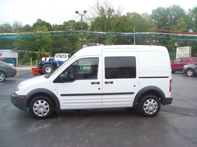 2013 Ford Transit Connect XL 4dr Cargo Mini-Van w/Side and Rear Glass - North East PA