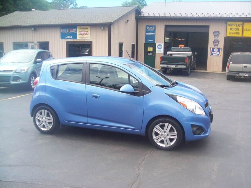 2013 Chevrolet Spark 1LT Auto 4dr Hatchback - North East PA