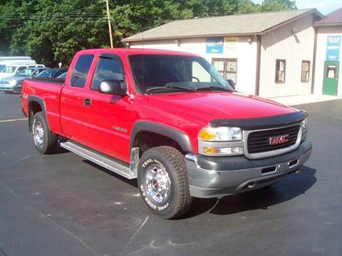 2001 GMC Sierra 2500 for sale in North East, PA