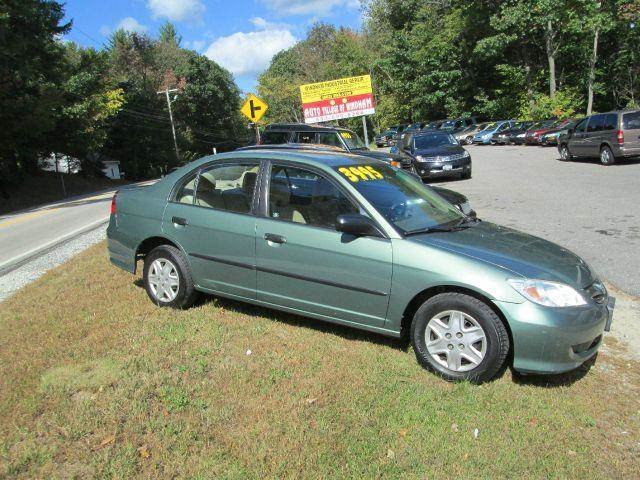 2004 Honda Civic DX 4dr Sedan   Windham NH