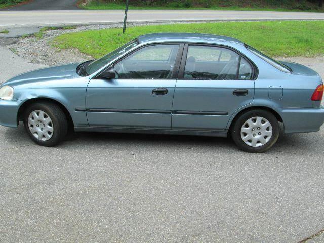 2000 Honda Civic DX 4dr Sedan   Windham NH