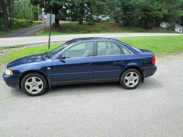 2001 Audi A4 2.8 quattro AWD 4dr Sedan - Windham NH