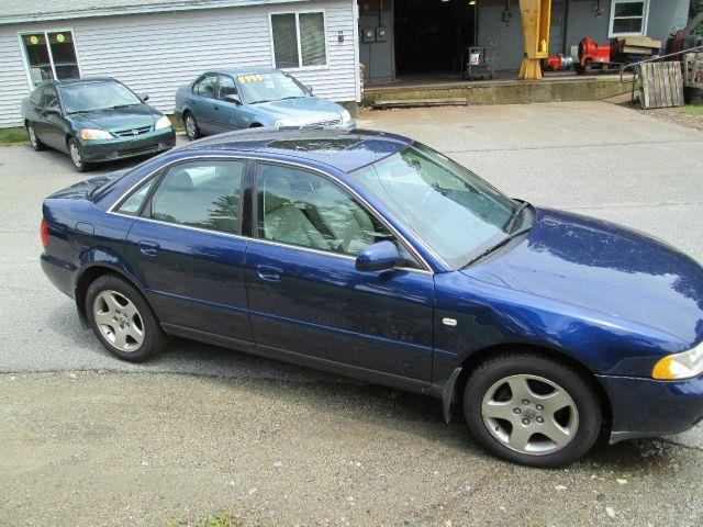2001 Audi A4 AWD 2.8 Quattro 4dr Sedan - Windham NH