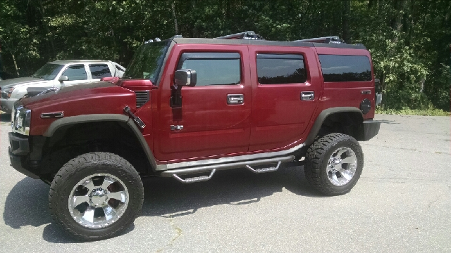 2005 Hummer H2 Adventure Series 4wd 4dr Suv In Windham Nh Gregs