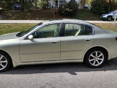 2006 Infiniti G35 for sale in Windham, NH
