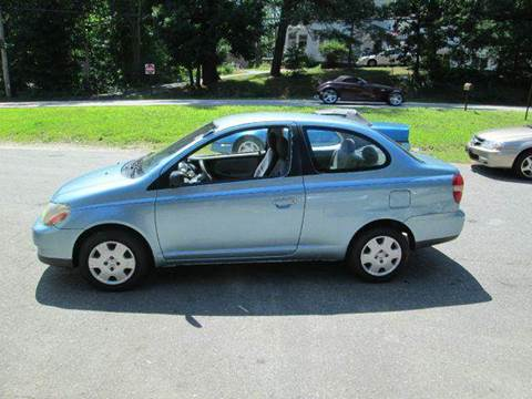 2001 Toyota ECHO for sale in Windham, NH