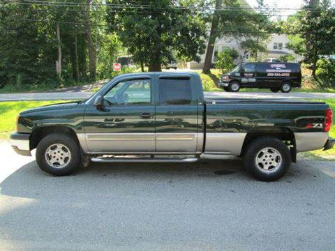 2003 Chevrolet Silverado 1500 for sale in Windham, NH