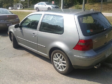2003 Volkswagen GTI for sale in Windham, NH