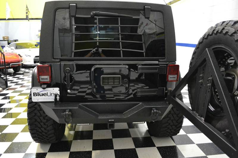 2015 Jeep Wrangler Unlimited Sport 4x4 4dr SUV - Chantilly, Va VA