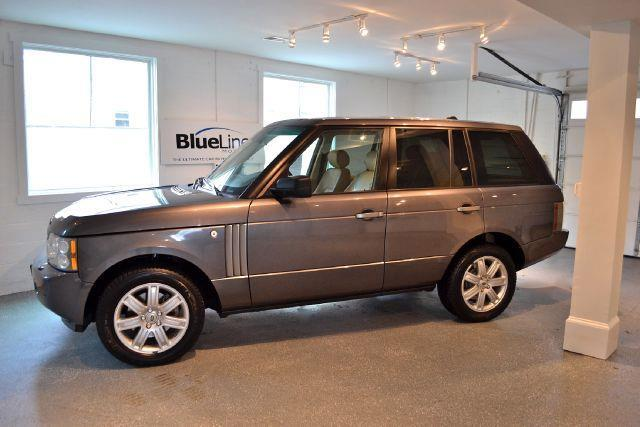 2006 land rover range rover hse 4dr suv 4wd in chantilly va blueline motors. Black Bedroom Furniture Sets. Home Design Ideas