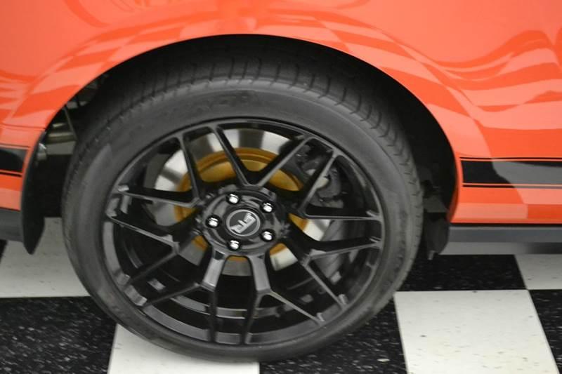 2012 Ford Mustang Boss 302 2dr Fastback - Chantilly, Va VA