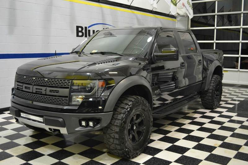 2013 Ford F-150 SVT ROUSH RAPTOR 4x4 4dr SuperCrew Styleside 5.5 ft ...
