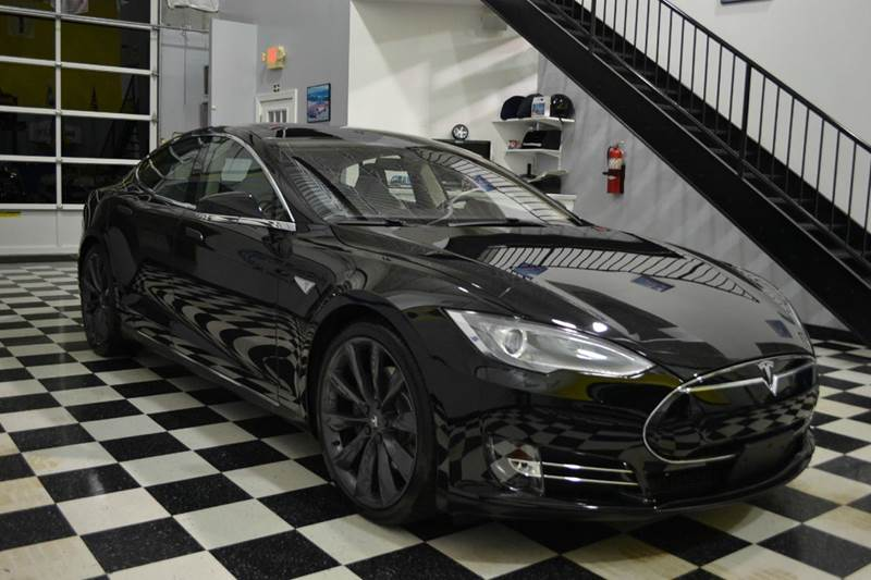 2013 Tesla Model S Performance P85+ 4dr Liftback - Chantilly, Va VA