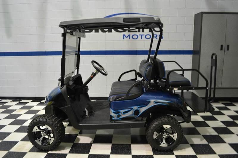 2009 Ezgo Rxv 48v Electric Custom Golf Cart In Chantilly