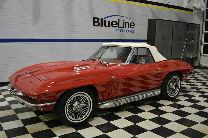 1966 Chevrolet Corvette STINGRAY 427 TURB0-JET - Chantilly, Va VA