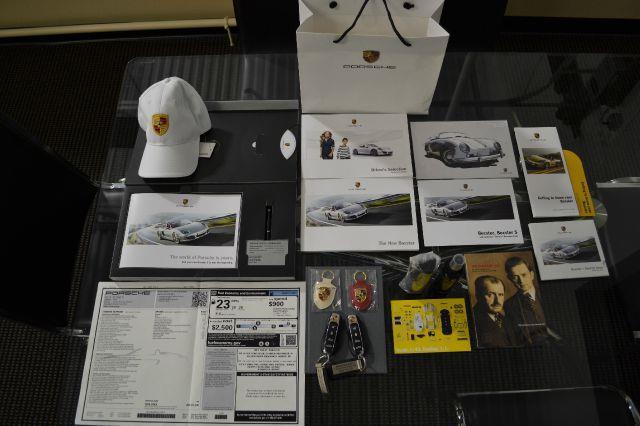 2013 Porsche Boxster S  w/CARRERA RED LEATHER - Chantilly, Va VA