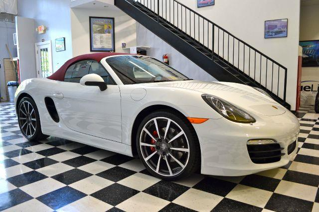 2013 Porsche Boxster S  w/CARRERA RED LEATHER - Chantilly, Va VA