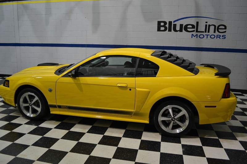 2004 ford mustang mach 1 premium 2dr coupe in chantilly va. Black Bedroom Furniture Sets. Home Design Ideas