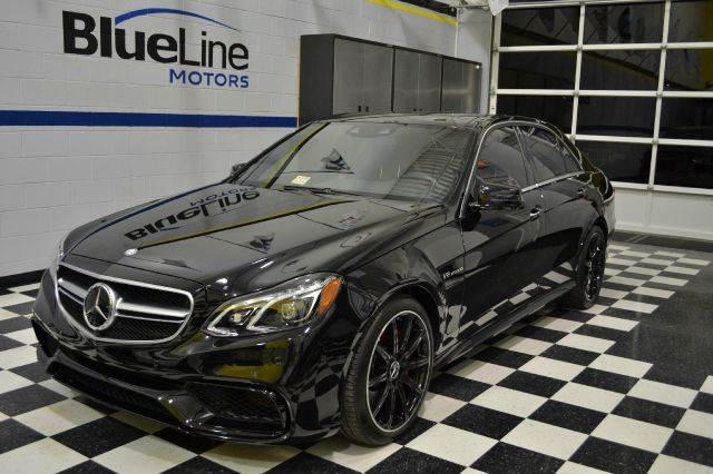 2014 Mercedes Benz E Class E63 Amg S Model Awd 4matic 4dr Sedan In