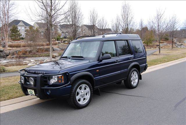2003 Land Rover Discovery HSE 4WD 4dr SUV In Chantilly VA - BlueLine