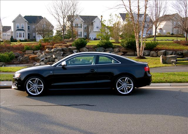 2008 audi s5 quattro 4 2 in chantilly va blueline motors. Black Bedroom Furniture Sets. Home Design Ideas
