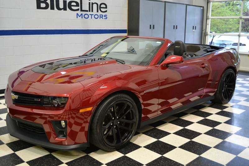 2013 Chevrolet Camaro ZL1 CONVERTIBLE   Chantilly, Va VA