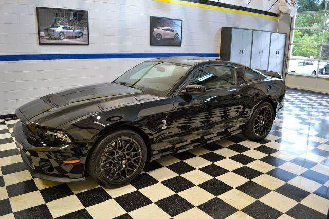 2013 Ford Mustang Svt Performance Package W Navi In