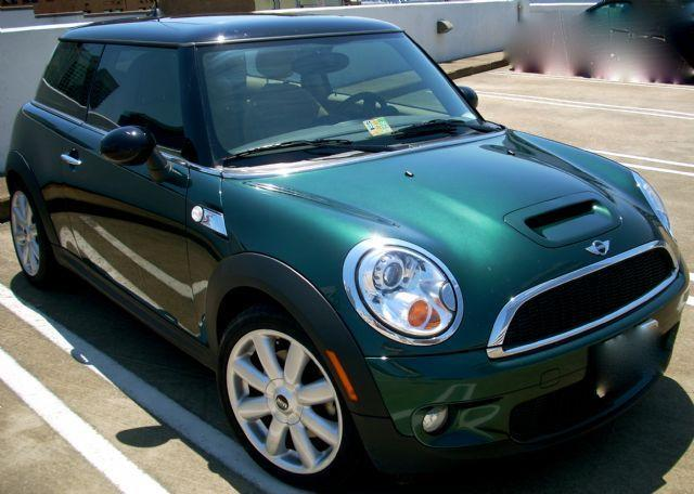 2007 mini cooper s 2dr hatchback in chantilly va. Black Bedroom Furniture Sets. Home Design Ideas