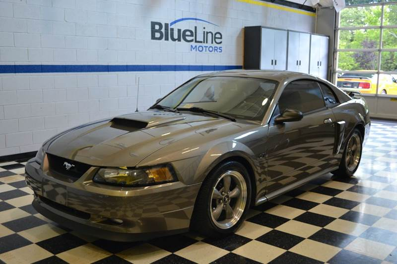 2002 Ford Mustang Gt Deluxe 2dr Coupe In Chantilly Va Blueline Motors