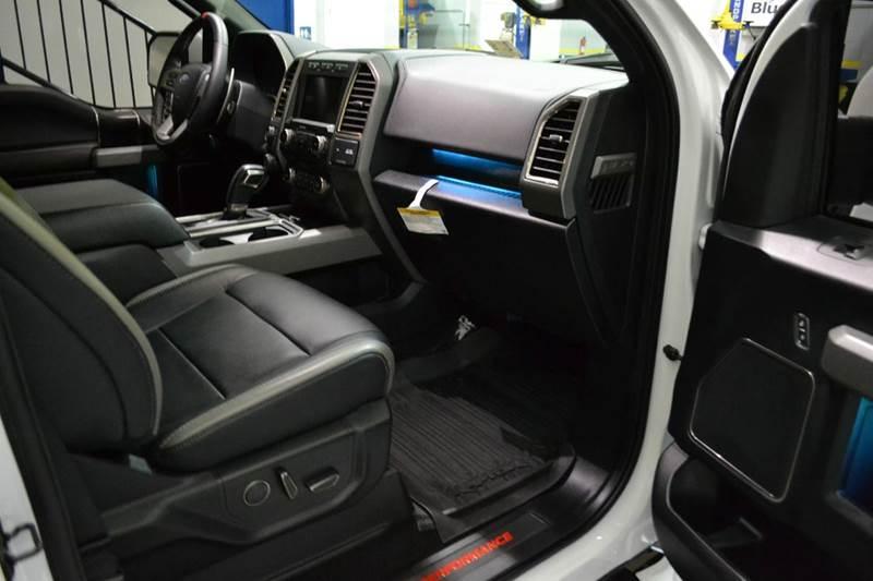 2017 Ford F-150 Raptor 4x4 4dr SuperCrew 5.5 ft. SB - Chantilly, Va VA