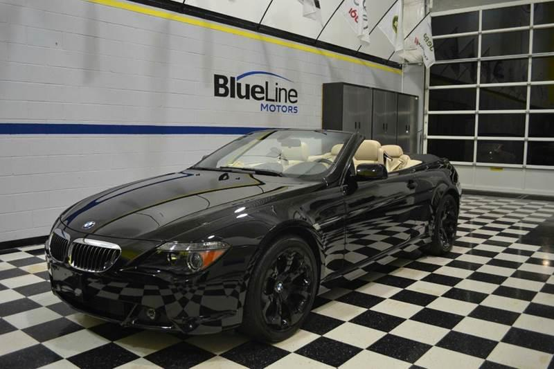 Bmw Series Ci Dr Convertible In Chantilly VA BlueLine - 2005 bmw 645ci convertible price