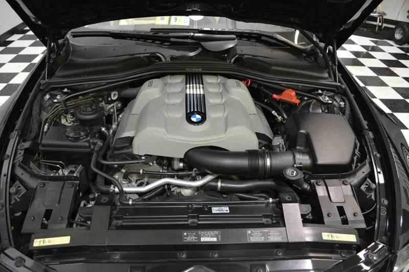 Bmw Series Ci Dr Convertible In Chantilly VA BlueLine - Bmw 645ci engine
